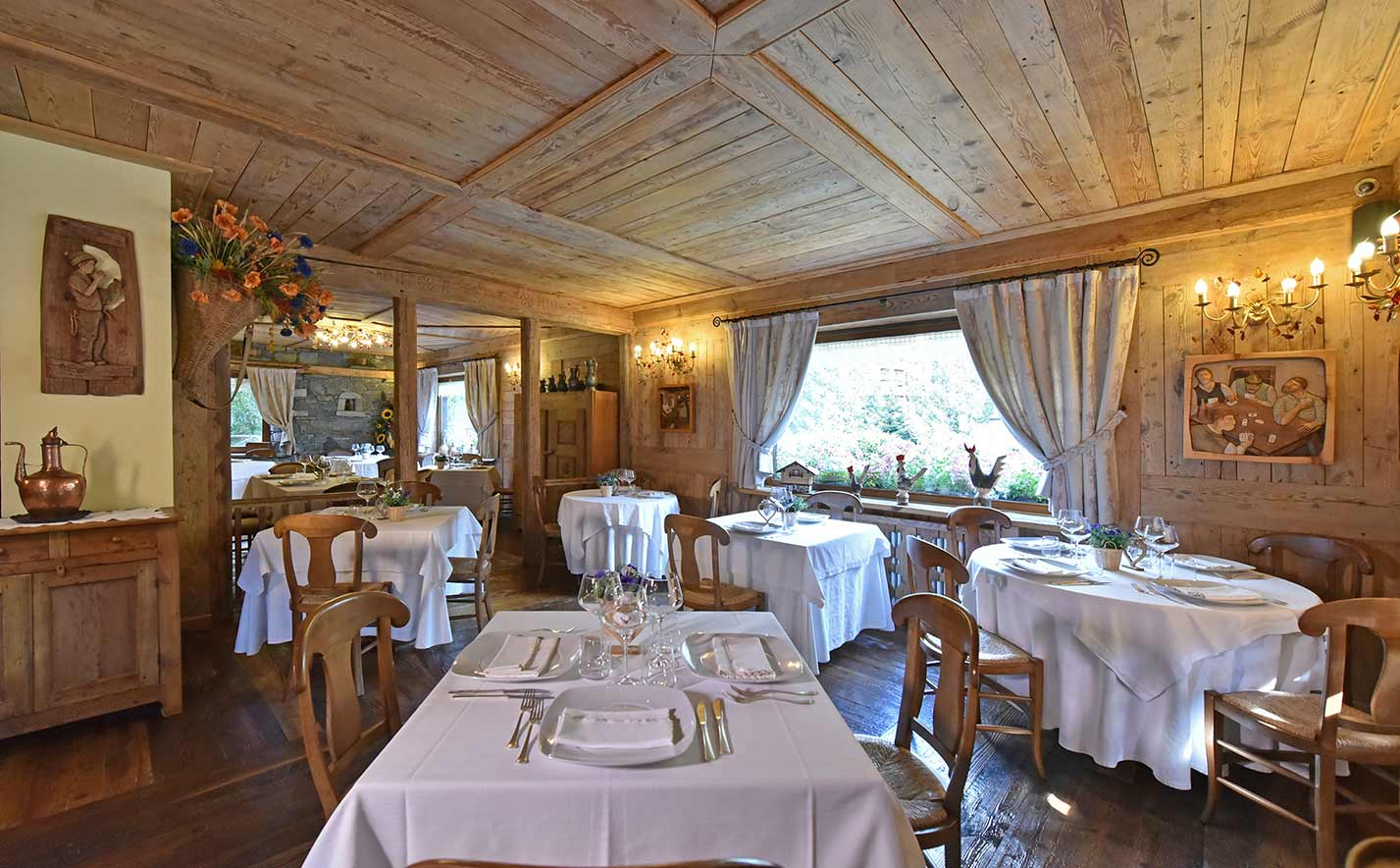 Restaurant in Champoluc
